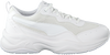 PUMA Baskets CILIA en blanc  - small