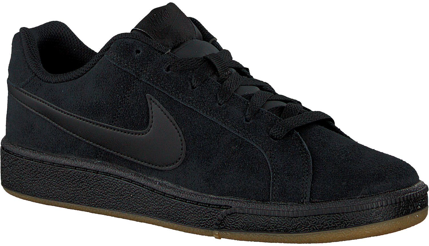 new product 19341 6368b NIKE Baskets COURT ROYALE SUEDE MEN en noir. NIKE. -30%. Previous