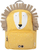 Gele TRIXIE Rugtas MR. LION RUGZAKJE - medium