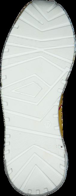Omoda X DHL Baskets basses DAMES DHL en jaune  - large