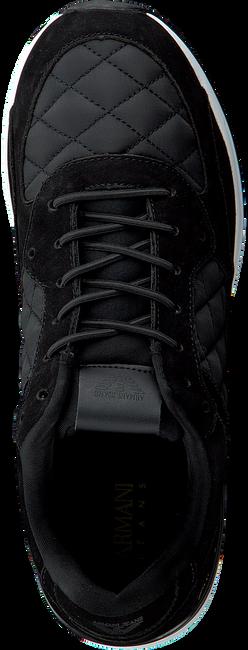 ARMANI JEANS Baskets 935126 en noir - large