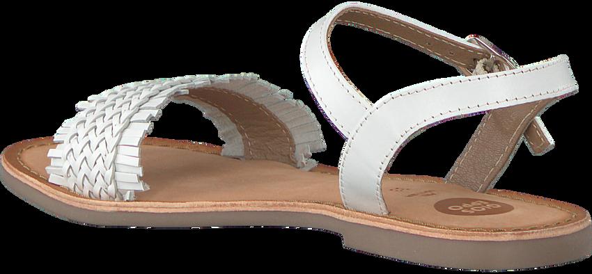 Witte GIOSEPPO Sandalen 48616  - larger