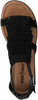 MINNETONKA Sandales 71302 en noir - small