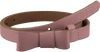 BILLYBELT Ceinture STRIKJE en rose - small