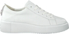 Witte PAUL GREEN Lage sneakers 4836 - small