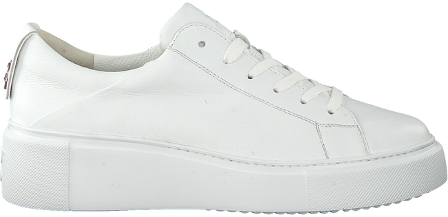 Witte PAUL GREEN Lage sneakers 4836 - large
