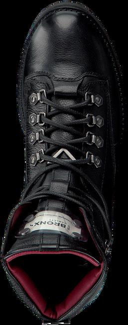 BRONX Bottines à lacets GAMLETT en noir  - large