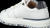 Witte MAZZELTOV Sneakers MPANENCA  - small
