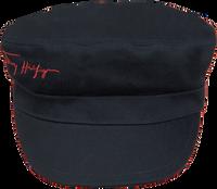 Blauwe TOMMY HILFIGER Pet SIGNATURE BAKER BOY HAT  - medium