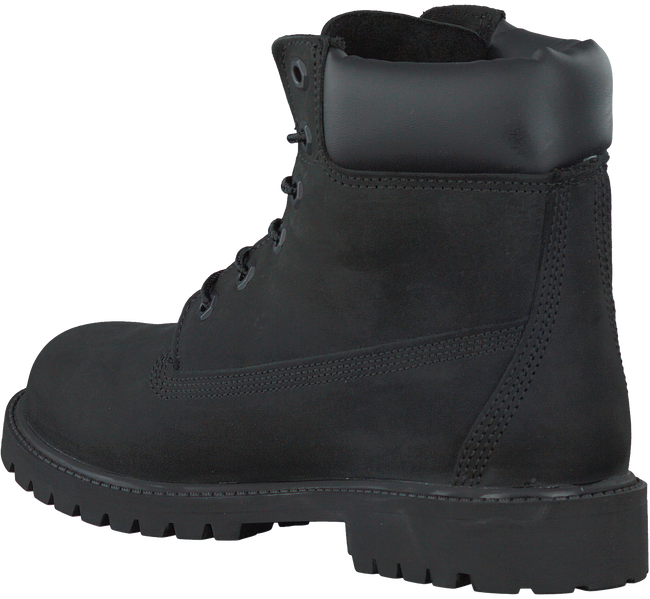 TIMBERLAND Bottillons 6IN PRM WP BOOT KIDS en noir - large