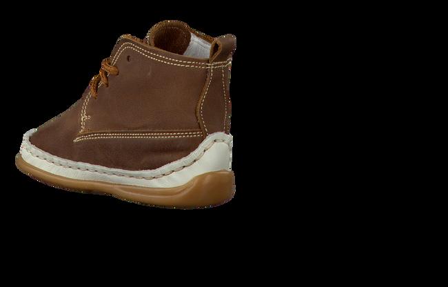 BARDOSSA Chaussures bébé STONE en blanc - large