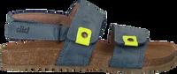 CLIC! Sandales TROY en bleu - medium