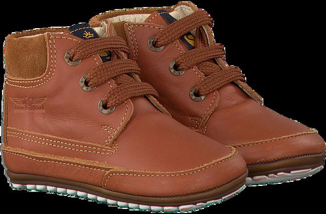 SHOESME Chaussures bébé BP7W034 en cognac - large
