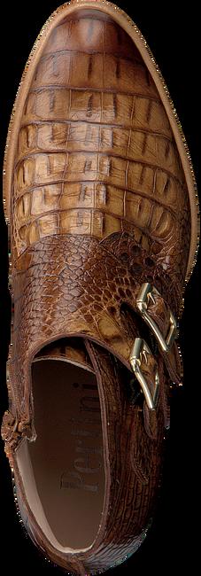 PERTINI Bottines 30059 en cognac  - large