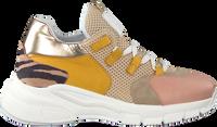 Gele CLIC! Lage sneakers CL-9855  - medium