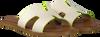 INUOVO Tongs 102048 en blanc  - small