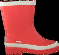 KOEL4KIDS Bottes en caoutchouc KO997 en rouge  - medium