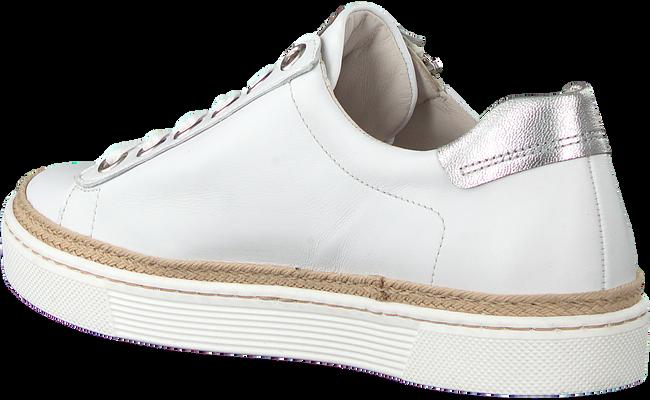 Witte GABOR Lage sneakers 418  - large