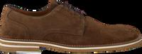 Cognac MAZZELTOV Nette schoenen 5406  - medium