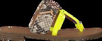 Beige GUESS Slippers GENERA  - medium