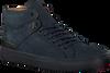 BLACKSTONE Baskets OM65 en bleu - small