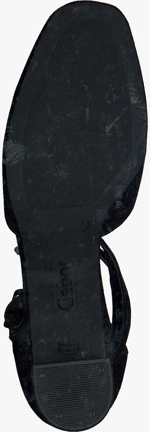Zwarte GABOR Pumps 470.1  - larger