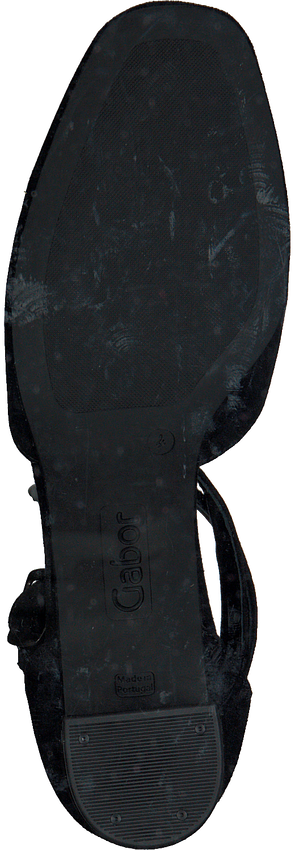 GABOR Escarpins 470.1 en noir - larger