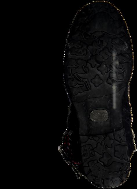 REPLAY Bottes hautes MARBLE en noir - large