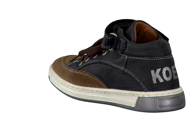 Black KOEL4KIDS shoe OTJE  - large