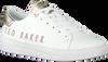 TED BAKER Baskets basses 243066 en blanc  - small