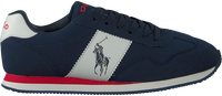 POLO RALPH LAUREN Baskets basses BIG PONY JOGGER en bleu  - medium