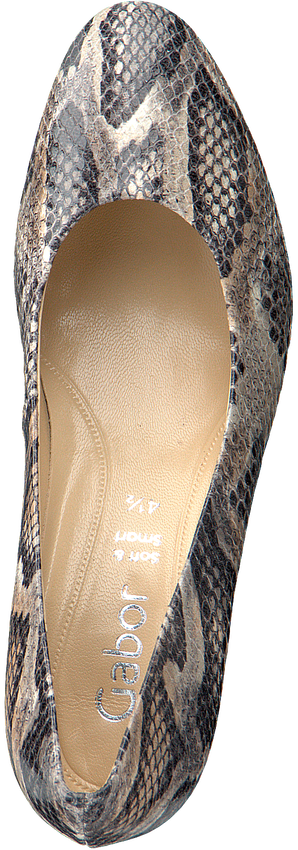 GABOR Escarpins 270 en gris  - larger