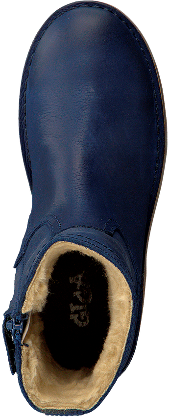 GIGA Bottes hautes 8509 en bleu - larger
