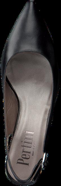 PERTINI Escarpins 16653 en noir  - large