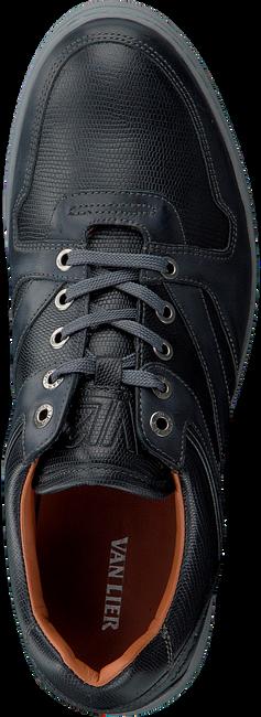VAN LIER Baskets 7412 en noir - large