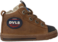 DEVELAB Baskets basses 41591 en marron  - medium