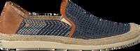 LA SIESTA Espadrilles 51084 en bleu  - medium