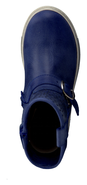OMODA Bottes hautes 3855 en bleu - large