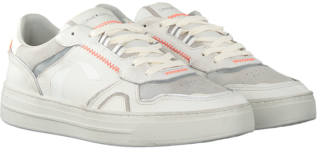 Witte CRIME LONDON Lage sneakers LUNAR  - large