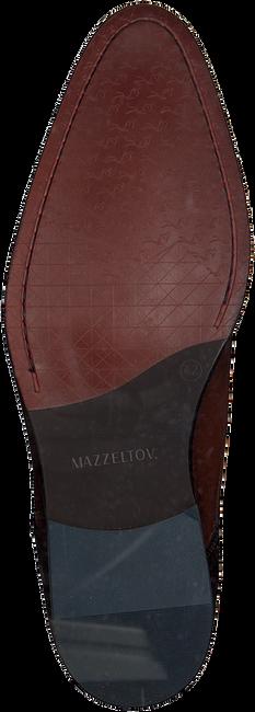 Cognac MAZZELTOV Nette Schoenen MREVINTAGE603.  - large