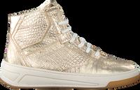 Gouden NOTRE-V Hoge sneaker 00-400  - medium