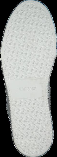 BLACKSTONE Baskets basses RM31 en blanc  - large