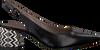 PERTINI Escarpins 16653 en noir  - small