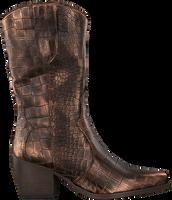 VERTON Bottes hautes 687-007 en bronze  - medium