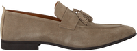 Beige MAZZELTOV Loafers 5134  - medium