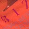 NOTRE-V Foulard IBIZA en orange  - small