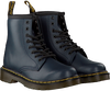 DR MARTENS Bottines à lacets DELANEY/BROOKLY en bleu - small