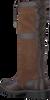 Bruine DUBARRY Lange laarzen GLANMIRE  - small