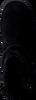 Zwarte UGG Vachtlaarzen LUXE SPILL SEAM MINI - small