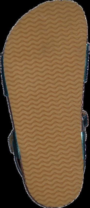 Blauwe RED-RAG Sandalen 19050  - larger